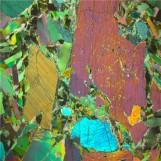 岩相显微图片